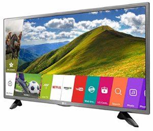 LG 32LJ573D 32 inch HD Ready LED Smart TV under 15000