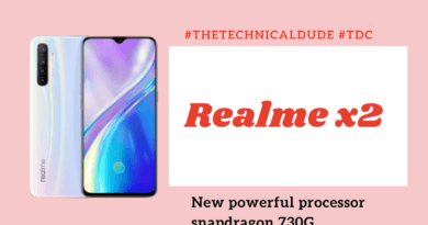 REALME X2 REVIEW, SPECIFICATION, AND COMPARISION